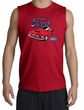 Ford Mustang Shooter Shirt - Chairman Of The Ford Red Muscle Shirt
