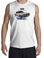 Ford Mustang Shooter Shirts - Horsepower Adult Muscle Shirts