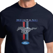 Ford Mustang Stripe Shirts