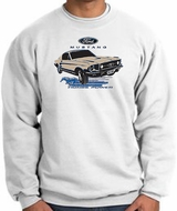 Ford Mustang Sweatshirts - Horsepower Adult Sweat Shirts