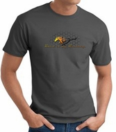 Ford Mustang T-Shirts - Make It My Mustang Grill Adult Tee Shirts