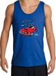 Ford Mustang Tank Top - Chairman Of The Ford Adult Royal Tanktop
