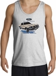 Ford Mustang Tank Top - Horsepower Adult Ash Tanktop