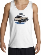Ford Mustang Tank Tops - Horsepower Adult Tanktops