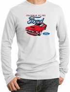 Ford Mustang Thermals - Chairman Of The Ford Shirts