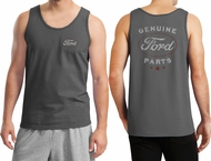 Ford New Genuine Ford Parts (Front & Back) Tank Top