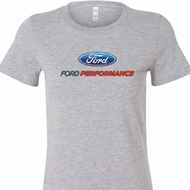 Ford Performance Parts Ladies Ford Shirts