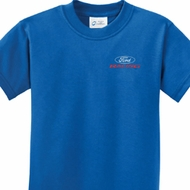 Ford Racing Kids Pocket Print Shirts
