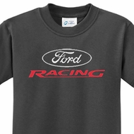 Ford Racing Kids Shirts