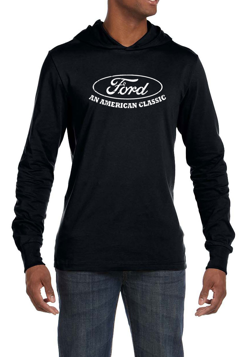 Ford shirt distressed an american classic mens lightweight for All american classic shirt