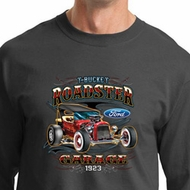 Ford Shirt Roadster Garage Long Sleeve Shirt