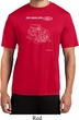 Ford Tee Engine Parts Dry Wicking T-shirt