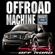 Ford Truck Long Sleeve Thermal - F-150 4X4 Offroad Machine Grey Shirt