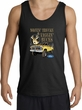 Ford Truck Tank Top - Driving and Tagging Bucks Adult Black Tanktop