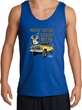 Ford Truck Tank Top - Driving and Tagging Bucks Adult Royal Tanktop