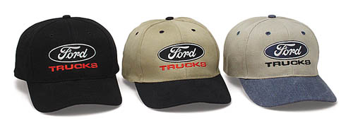 Ford Trucks Two Tone Hat Fine Embroidered Cap Ford Truck Hats Cap