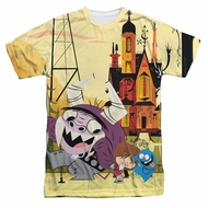 Foster's Home For Imaginary Friends Funny Friends Sublimation Shirt