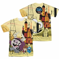 Foster's Home For Imaginary Friends Funny Friends Sublimation Shirt Front/Back Print