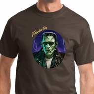 Frankenstein Frankie Boy Mens Halloween Shirts