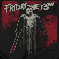 Friday the 13th Death Curse Shirts