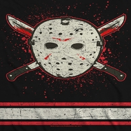 Friday the 13th Jason Voorhees Jersey Sublimation Shirts