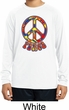 Funky Peace Kids Dry Wicking Long Sleeve Tee T-Shirt