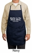 Funny Apron Come To The Dark Side We Have Cookies Apron with 3 Pockets