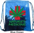 Funny Bag Natures Medicine Tie Dye Bag