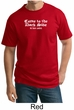 Funny Shirt Come To The Dark Side We Have Cookies Adult Tall Shirt
