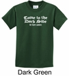 Funny Shirt Come To The Dark Side We Have Cookies Kids T-shirt