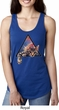 Galactic Cat Ladies Ideal Racerback