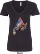 Galactic Cat Ladies V-Neck