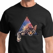 Galactic Cat Shirts