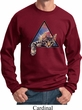 Galactic Cat Sweatshirt