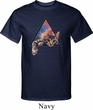 Galactic Cat Tall T-shirt