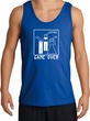 Game Over Marriage Ceremony Tanktop Funny Royal Tank - White Print