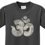 Ganesha OM Kids Yoga Shirts