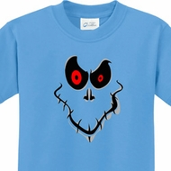 Ghost Face Kids Halloween Shirts