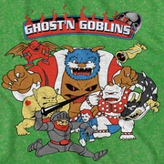 Ghost'N Goblins Shirts