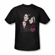 Gilmore Girls Shirt Cast Black T-Shirt