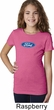 Girls Ford Shirt Ford Oval Middle Print Tee T-Shirt