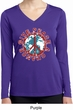 Give Peace A Chance Ladies Dry Wicking Long Sleeve Shirt