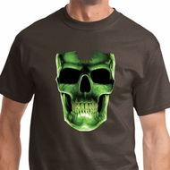 Glow Bones Mens Halloween Shirts