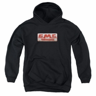 GMC Kids Hoodie Beat Up 1959 Logo Black Youth Hoody