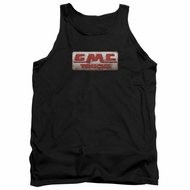 GMC Tank Top Beat Up 1959 Logo Black Tanktop