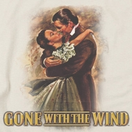 Gone With The Wind Embrace Shirts