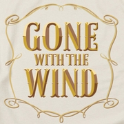Gone With The Wind Logo Shirts