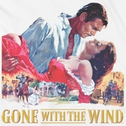 Gone With The Wind On Fire Shirts
