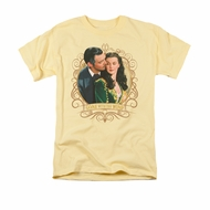 Gone With The Wind Shirt Gone Scrolling Adult Banana Tee T-Shirt
