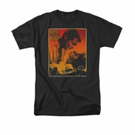 Gone With The Wind Shirt Greatest Romance Adult Black Tee T-Shirt